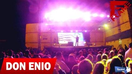 Don Enio & D.j S!X - HoT Line (Live ne''OPEN PORT'' 25-05-2013) Official Video