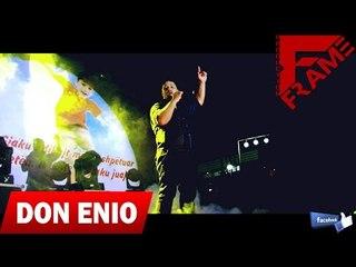 Don Enio & D.j S!X - Hot Line (Live ne''QYTET STUDENTI'' 07-05-2013) Official Video
