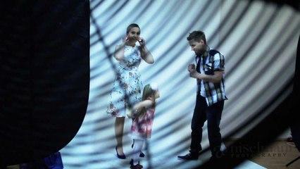 Avni Selmani Photoshooting Blero, Teuta & Tara by MINIMAX Shoping Center