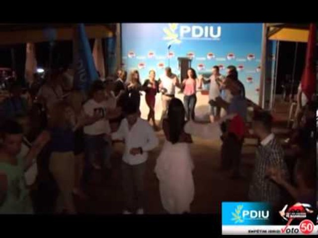 Ilirian Tahiri - PDIU (Dega Durres) Festa