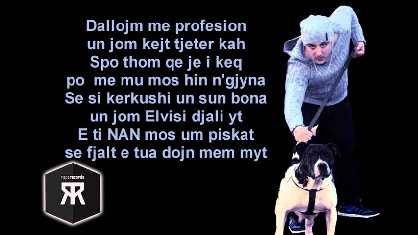 Mc Qoppa - N'Siklet (Official Lyric Video) 2009