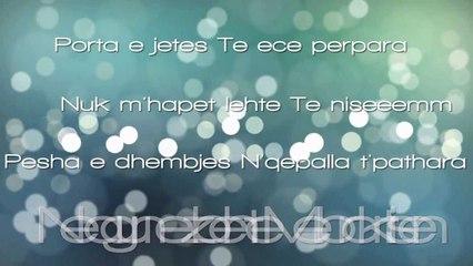 Bardhyl Sumaj - Autovargje 2013 (Video Lyrics)