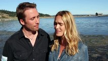 Philippe Cousteau and Ashlan Gorse Cousteau announce Orcas: The Wild Truth