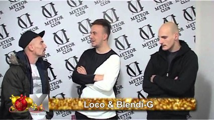 Loco & Blendi G   Intervista GEZUAR 2014   MixMax ZICO TV HD