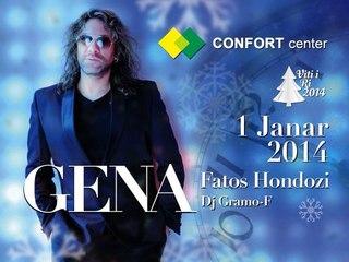 Gezuar 2014 me Genen - CONFORT CENTER - Prishtine