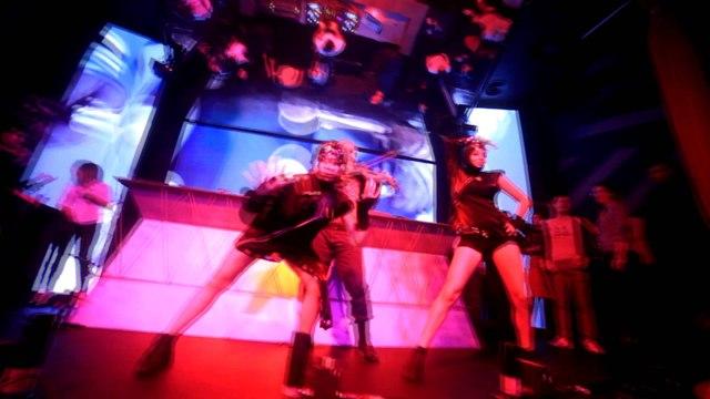 Ervin Gonxhi & Andy Gramm @ MUMJA CLUB [13/12/2013]