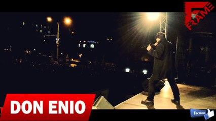 Don Enio & D.j S!X - Crazy BiTch (Live ne''QYTET STUDENTI'' 18-12-2013) Official Video