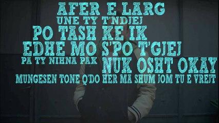 Megi - Afer e Larg (Official Lyrics)