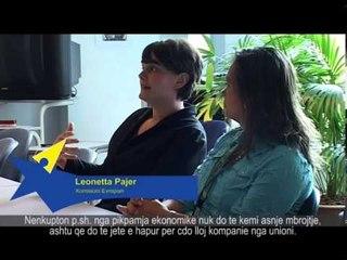 Le te nisemi per Evrope/EU Perspective in Kosovo
