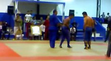 Tchungu (Free fight) La philosophie du combat libre kenitra vs casa.