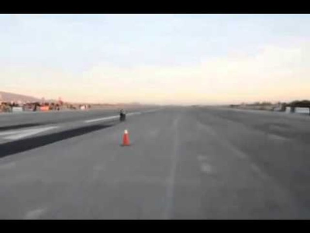 xt660x speed house drag race 0 402
