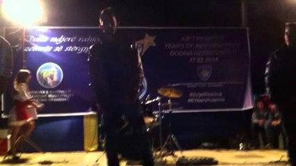 6 vjetori pavarsis se kosoves  Koncert 17 Shkurt ne Rahovec Wolf City ne sken(Full HD)Official Video