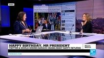 Happy Birthday, Mr President