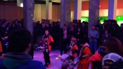 Fasnacht Basel 12.02.2014