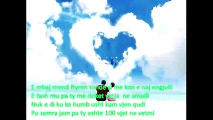 Ardi G'B Ft Dafina - Prej meje ke ik (Love Song 2014)