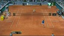 Rafael Nadal vs Novak Djokovic Madrid 2009 Semifinal Highlights HD