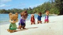 Alvin et les Chipmunk Sur Ma Route