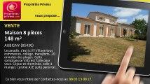 A vendre - maison - AUBIGNY (85430) - 8 pièces - 148m²