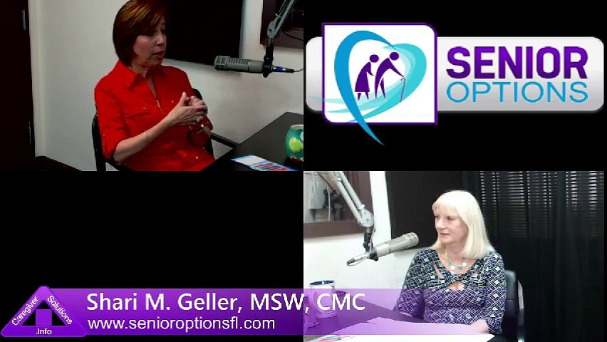 Geriatric Care Management - Caregiver Solutions