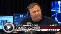 Alex Jones on THE INFOWARRIOR with Jason Bermas 1/4:Jason & Alex discuss plans of The Nwo