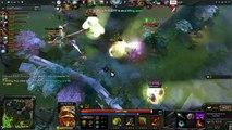 IG Invictus Gaming vs LGD Gaming Dota 2 Highlights Ti5 The International 5 Group Stage Game 1