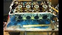 Golf 4 1.8 20v Turbo AGU Projekt Motoraufbau Stage 3  300+