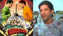 Farhan Akhtar Talks About 'Bangistan' | Riteish Deshmukh & Pulkit Samrat