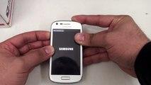 Samsung Galaxy S i9000 Hard Reset/Remove Password - video dailymotion