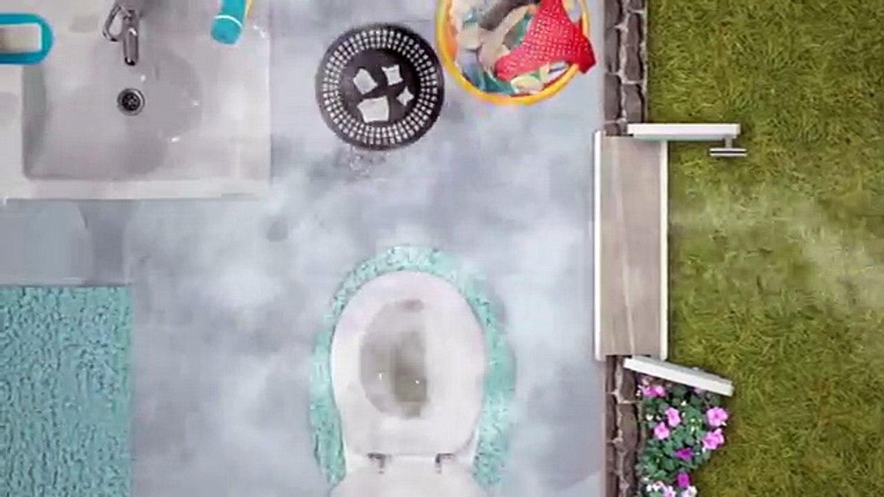 dm erklärt haushalt für einsteiger  bad putzen  video