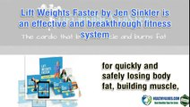 Lift Weights Faster by Jen Sinkler Review