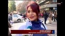 La inusual historia de una mujer que quedó atrapada en sus ajustados - CHV Noticias