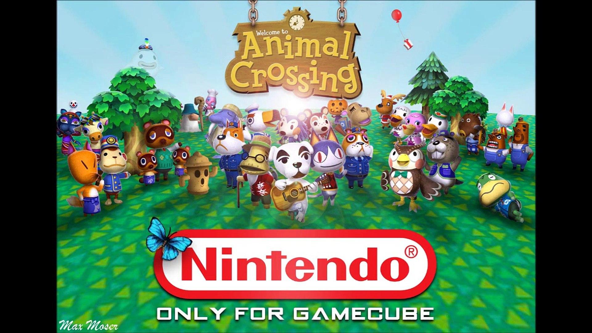 Animal Crossing Desktop Wallpapers