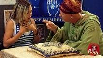 Palm Reader Face Palm Slap Prank