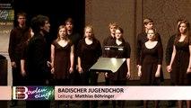 BADEN SINGT! Badischer JugendChor: Die Gedanken sind frei - Fest-Matinee