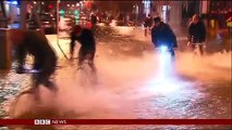 Fierce winter storms bring severe flooding in UK & Ireland-copypasteads.com