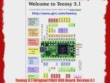 Teensy 3.1 (Original PJRC) USB Board Version 3.1