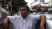 Activist Adam Adli's father killed in accident