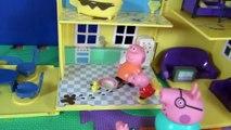 Peppa Pig en français. Peppa Pig et le poulet perdu. Peppa Pig trouve le poulet