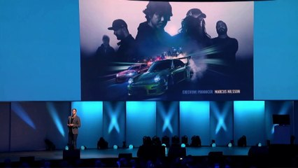 Info & Icon Drivers Trailer Gamescom 2015 HD de Need For Speed 2015