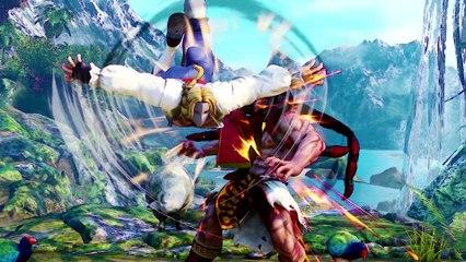 Street Fighter 5 - Vega Gameplay Trailer [HD]