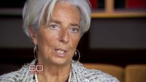 Lagarde on Greek debt crisis