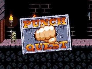 Punch Quest pugni volanti su iOS e Android - AVRMagazine.com