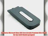 Buyee Microsoft Xbox 360 FESTPLATTE 320GB HDD Speicher f?r Xbox 360 Konsole