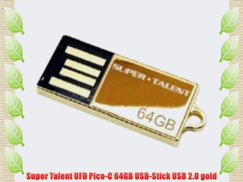 Super Talent 32GB Pico USB 3.0 Flash Drive