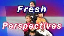 FRESH PERSPECTIVES: OSAMA