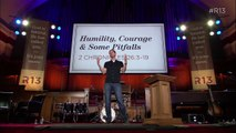 Godly men pursue big things for big causes -- Matt Chandler at R13