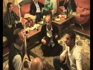 Zymer e Taulant Gashi e Agron Uksmajli Fadili me violin te Agim e Bashkim Kokollari ne Budakov