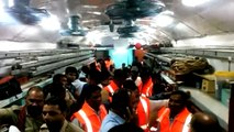 Tote und Verletzte bei Zugunglücken in Indien