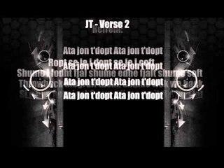 INTERPLAY CLICKA -  Ata Jon Tdopt (OFFICIAL LYRICS VIDEO)