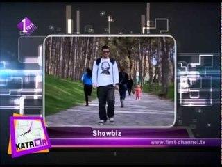 Doni B - Showbiz  ( 1st Channel )